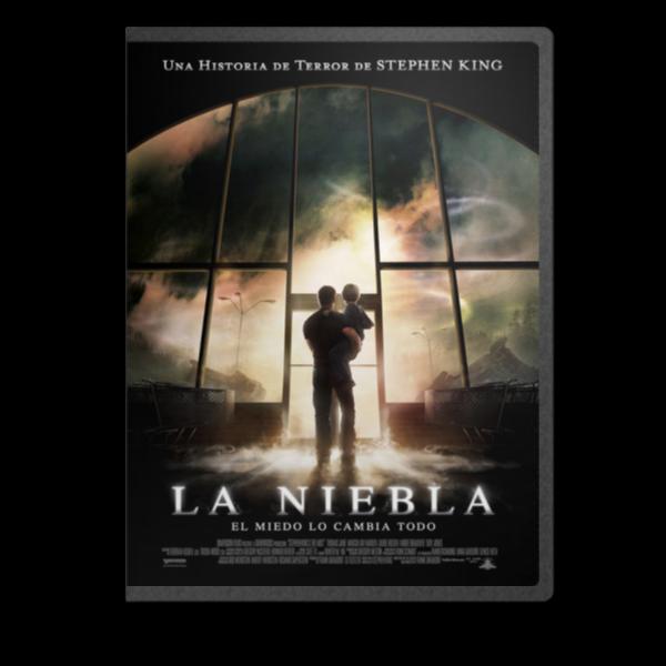 La Niebla  [MKV-BRRIP-ESP]   Lanieblacover