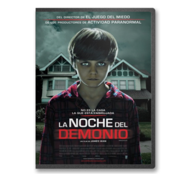 La Noche del Demonio [MKV-697MB-BRRip-Latino-MF] Lanochedeldemoniocover