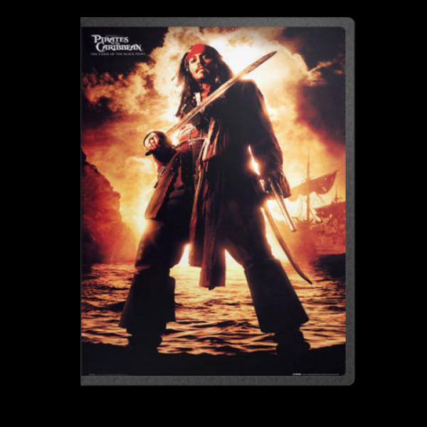 Piratas Del Caribe Navegando Aguas Misteriosas [MKV-BRRIP-ESP]   P4cover