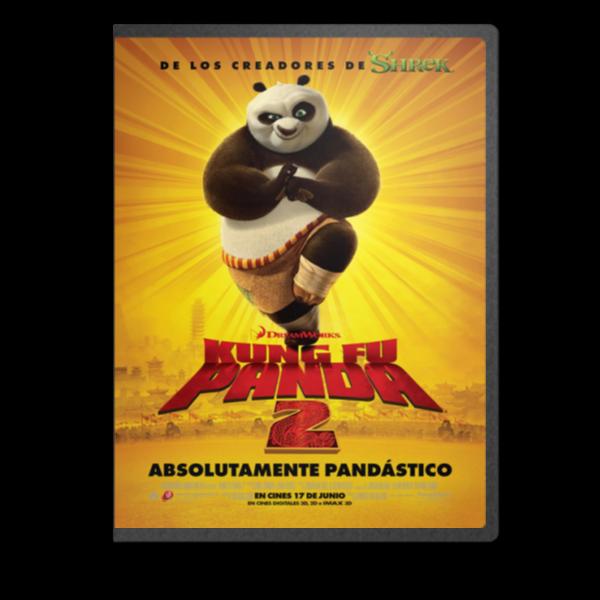 Kung Fu Panda 2 [MKV-BRRIP-ESP] Panda2