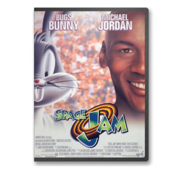Space Jam  [MKV-BRRIP-ESP]   Spacejamcover