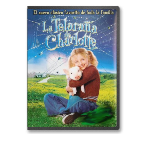 La Telaraña De Charlotte [MKV-DVDRIP-ESP]   Telaraacover