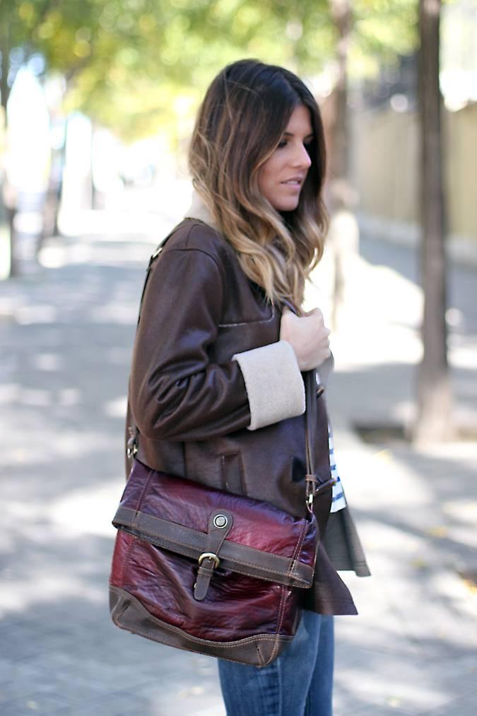 Looks diarios de bloggers y demás chicas que cuelgan en internet. - Página 16 Sheep-skin-aviator-jacket-street-style-7