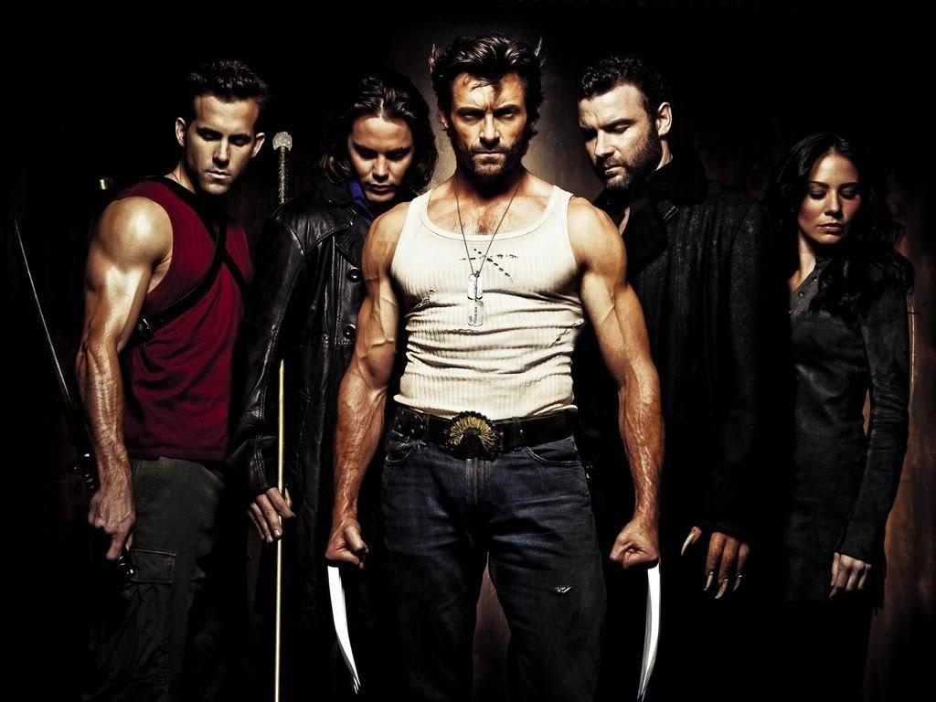 Hugh Jackman X-Men-Origins-Wolverine-hugh-jackman-5756254-1024-768