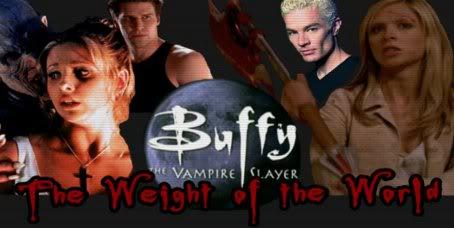 Weight of the World Buffylogoklein