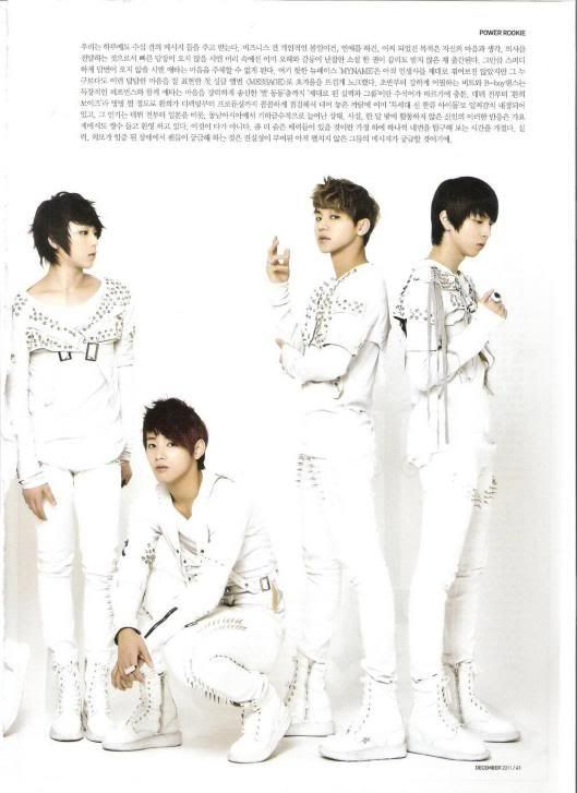 [SCANS] Inkigayo Magazine Diciembre 11 0021-1