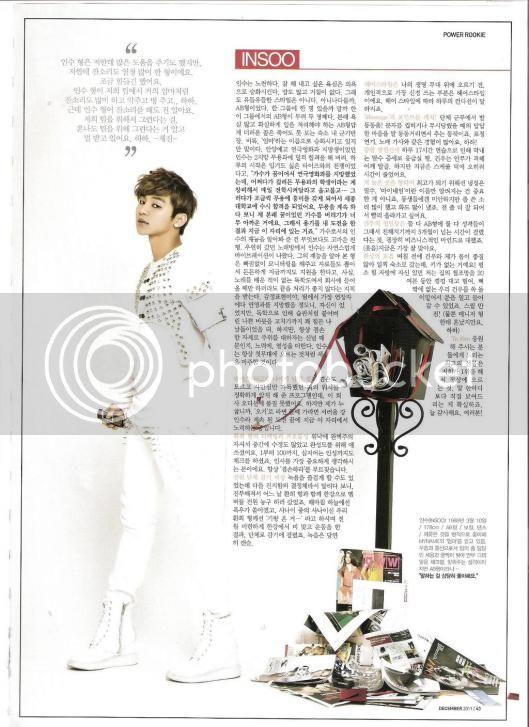 [SCANS] Inkigayo Magazine Diciembre 11 0041