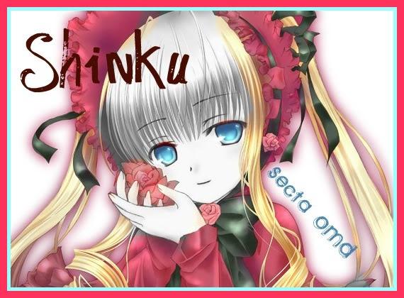 Rozen Maiden ♥ Shinku_Terminada