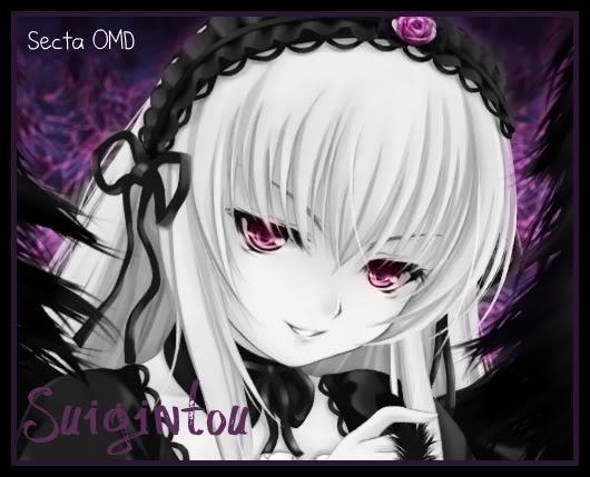 Rozen Maiden ♥ Suigintou_Terminada