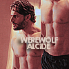 "5x02 ""Authority always wins"" Alcide_Icon_by_hauntedroads"