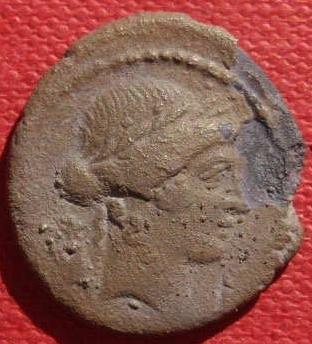 Denier République de Publius Clodius Turrinus 120c7615-031a-426c-980e-67ea139da0b4