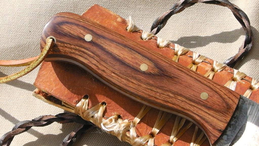 Thinning the Knife Herd part 1- Sugar Creek Modern Hudson Bay  One of a kind from the bench of Mike McConnel  $200.00 Shipped S1030007