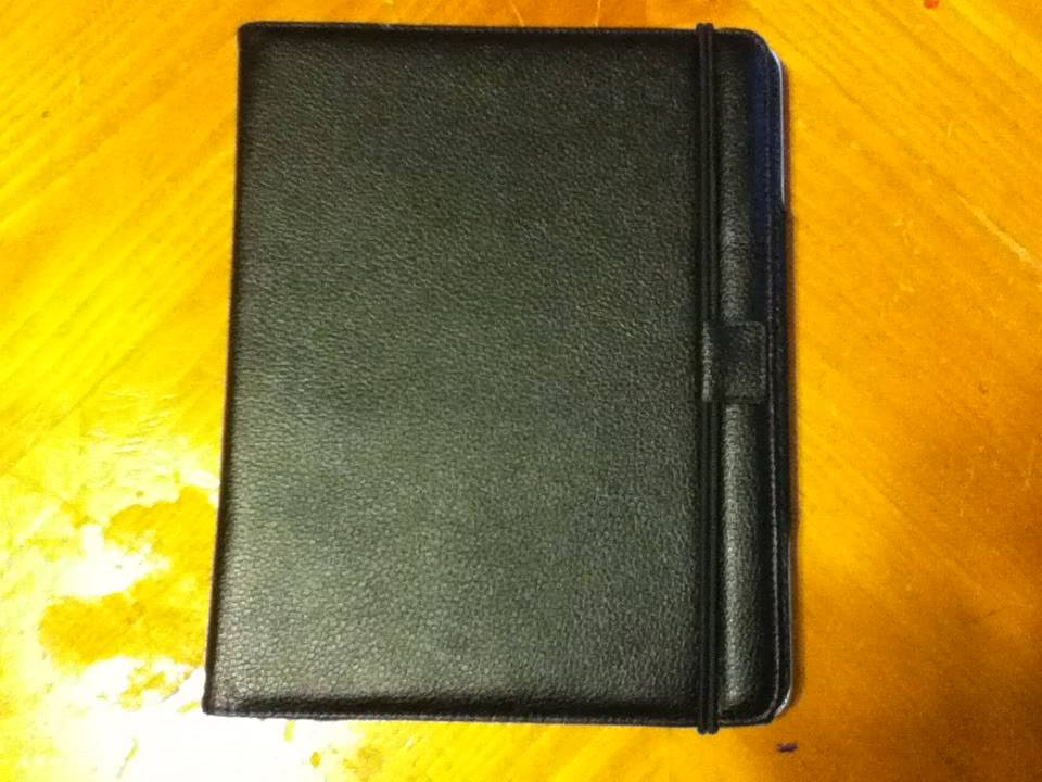 What case do you use on your iPad? 1302223777