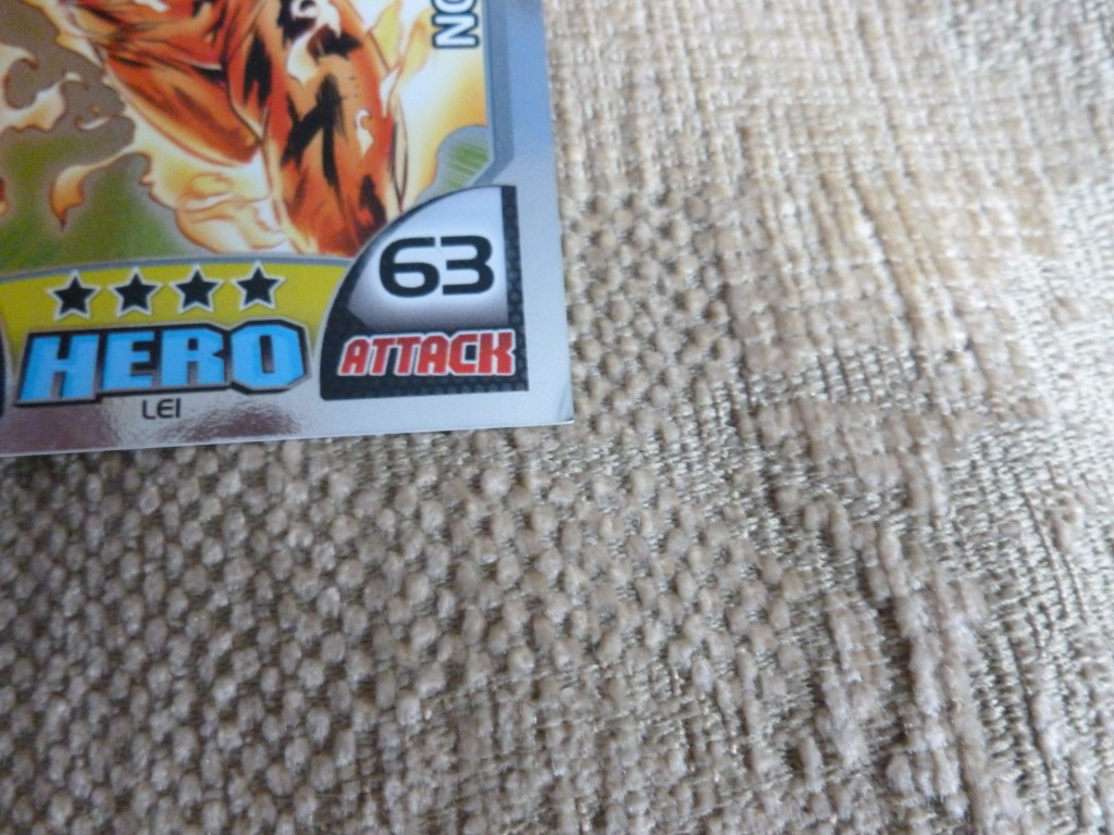 FT - Hero Attax LE1 Limited for Force Attax Limiteds 025-1