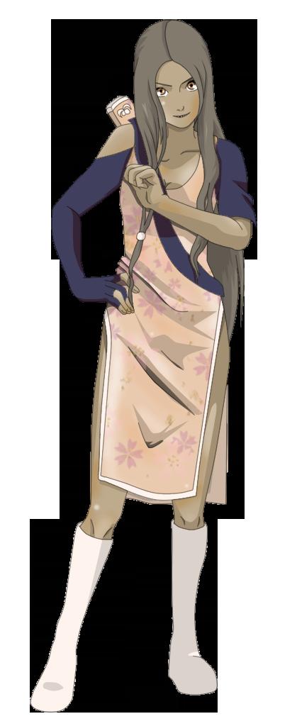 Myuto, Lady Seventh of the Sand Rentooo