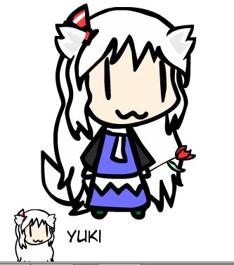 walfas aqui Yuki
