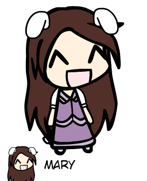 walfas aqui Mary