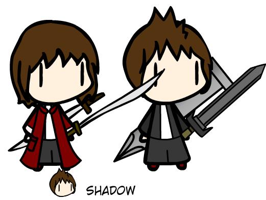 walfas aqui Shadow