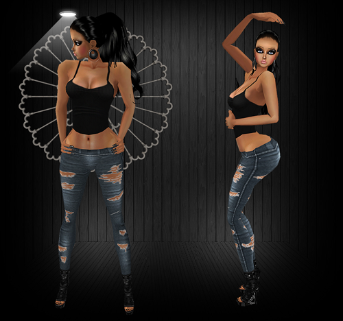 Terpsi's Shop: Cheap Meshes and Files. FotoProdILoveCurvesPantsL2