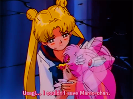 Saddest Moments in Sailor Moon *MAY CONTAIN SPOILERS* 1