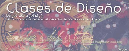 Clases de Diseños by Jet. Banner-1