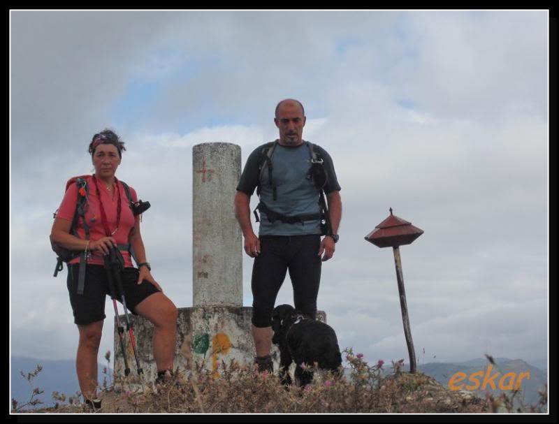 MONTENEGRO 692 MTS desde santa coloma (ARTZINIEGA) M23