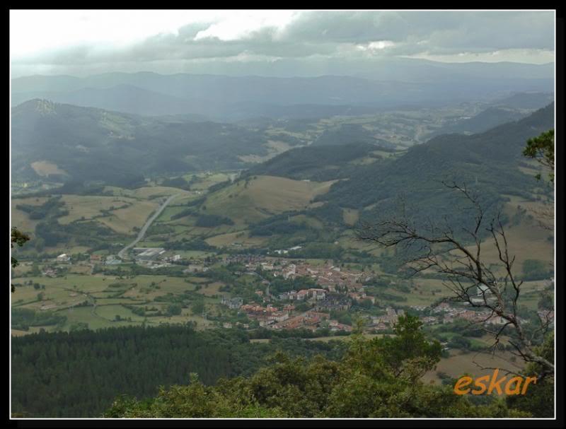 MONTENEGRO 692 MTS desde santa coloma (ARTZINIEGA) M29