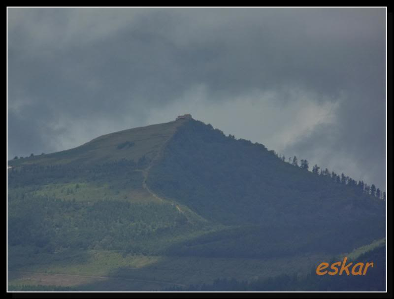 MONTENEGRO 692 MTS desde santa coloma (ARTZINIEGA) M59