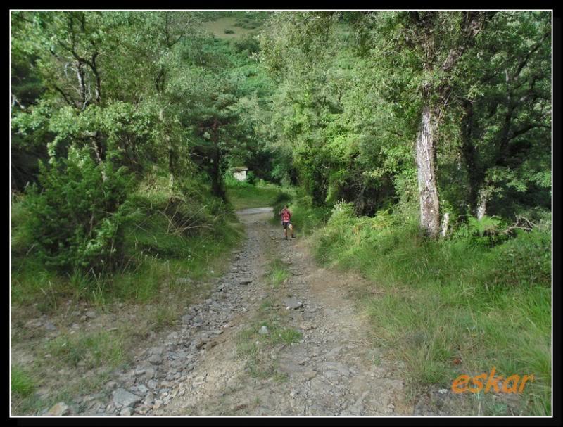 MONTENEGRO 692 MTS desde santa coloma (ARTZINIEGA) M6