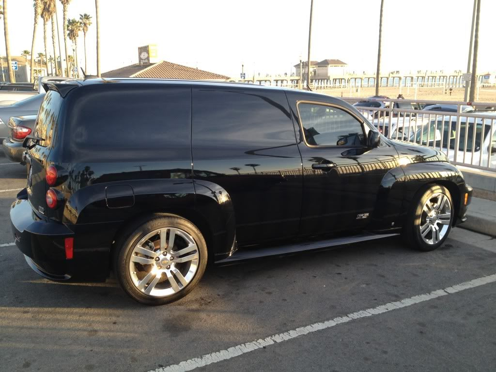 New Chevy HHR SS Owner IMG_0441