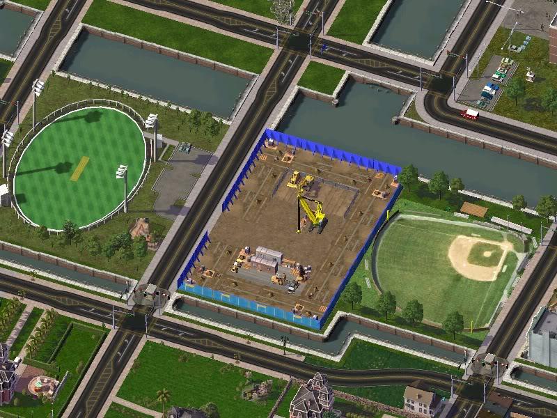 Kingdom of Waterbridge 6x4abandonedconstruction