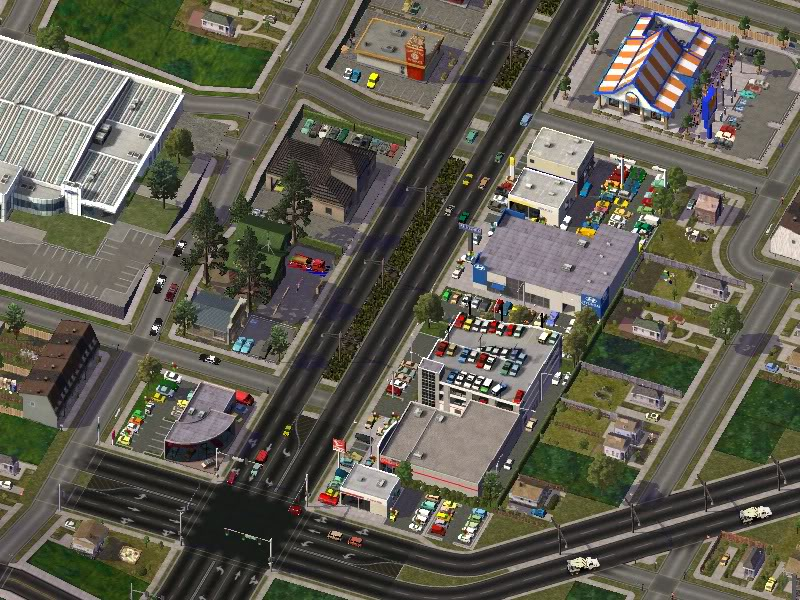Kingdom of Waterbridge Dealerships