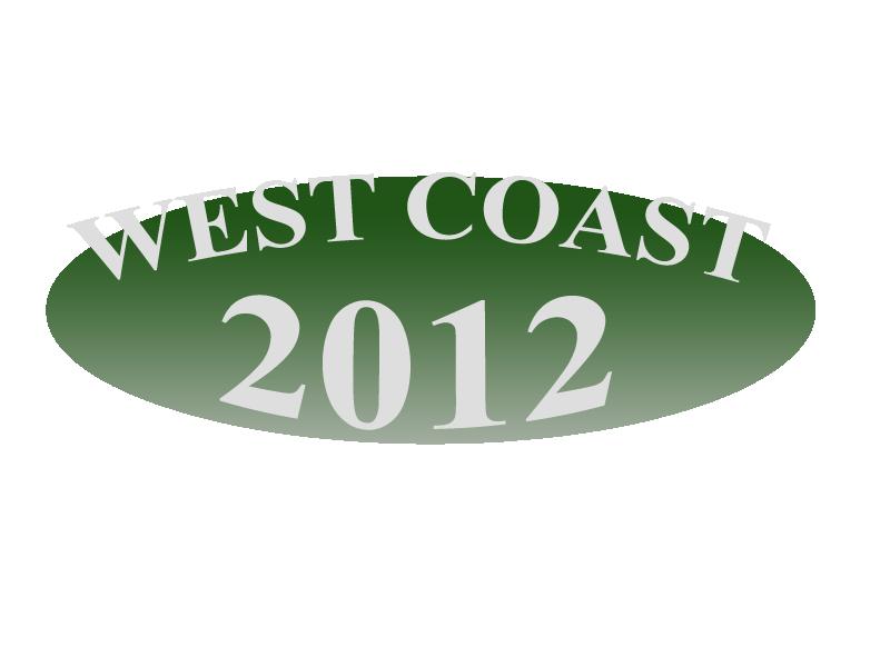 West Coast, Meridiania 2012 Logoone