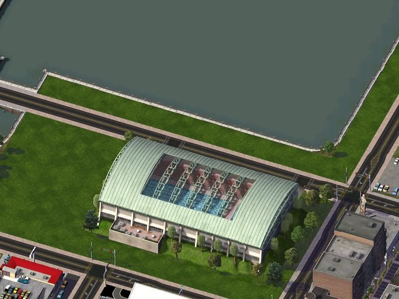 Kingdom of Waterbridge RockwoodAquaticsCenter