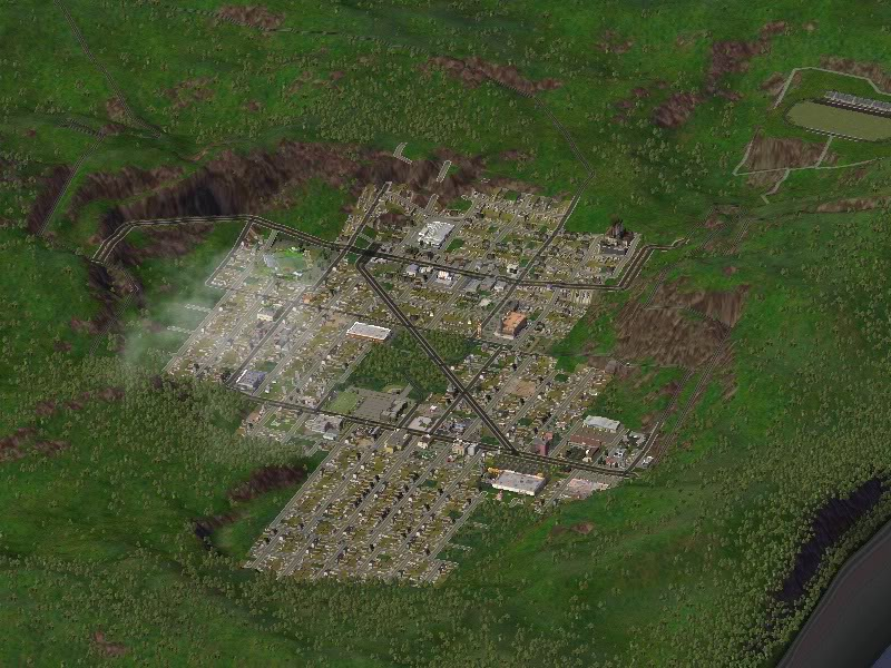 Kingdom of Waterbridge VillageofRiverbourne