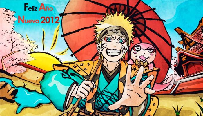 Feliz Año Nuevo 2012 en Supremo no Fansub