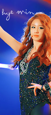 Yoon Hye Min