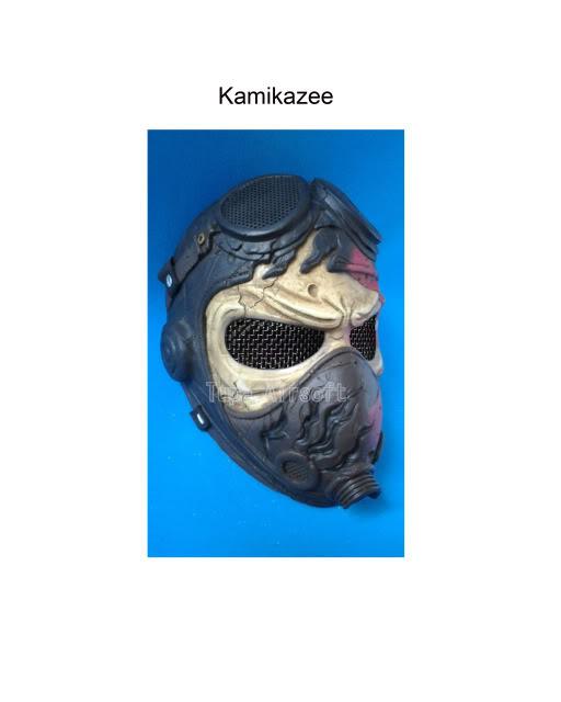 Tupa Mask Kamikazee
