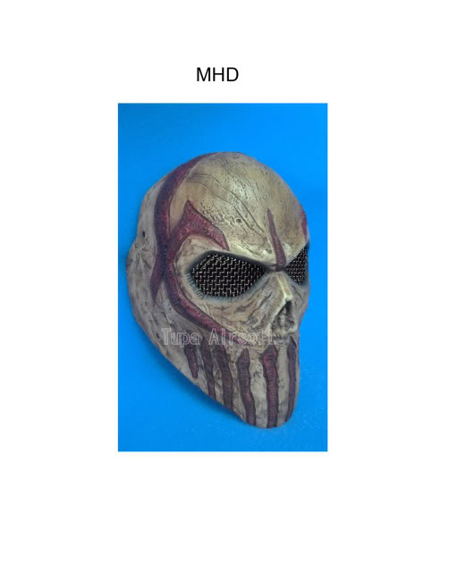 Tupa Mask MHD