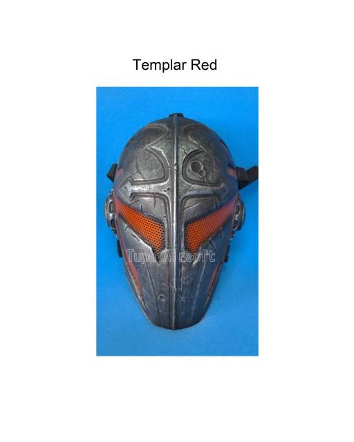 Tupa Mask Templarred