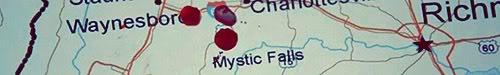 Mystic Falls / Stadt