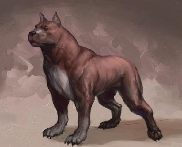 Codex Entry: Mabari Warhounds Dog_concept_art-1