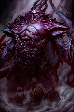 Codex Entry: Pride Demons Pride_Demon_concept_art