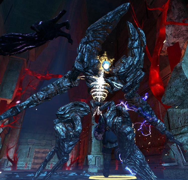 Codex Entry: Rock Wraiths RockWraith-1