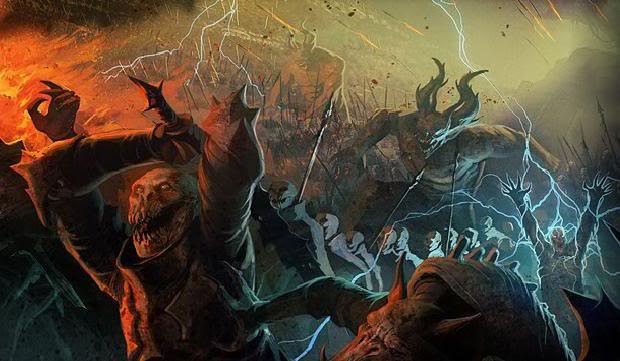 Codex Entry: The Darkspawn TheBlightArtwork1