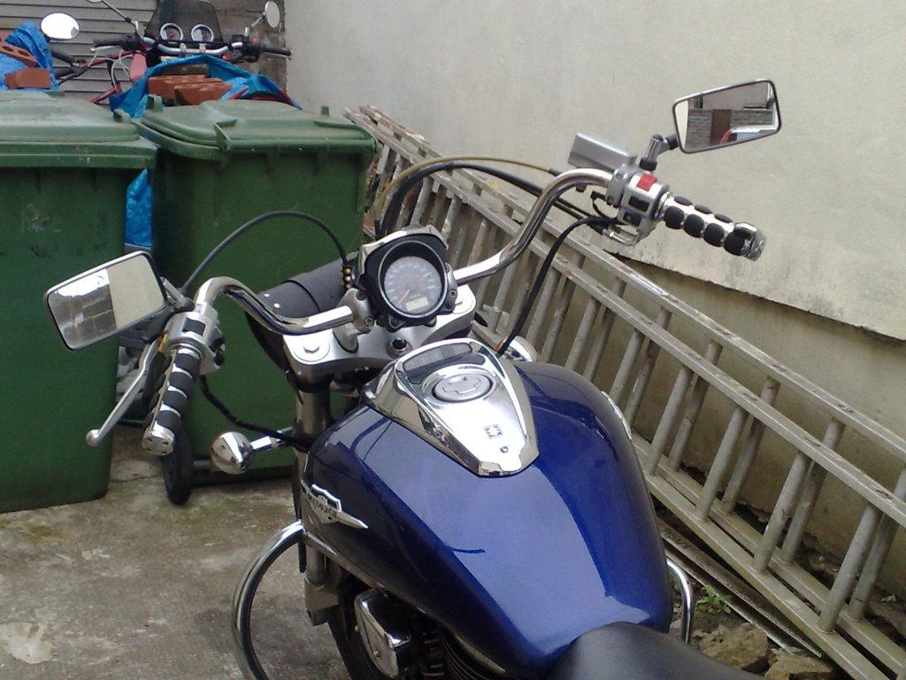 Going Ape ... Suzuki M800 / M50 09072012233