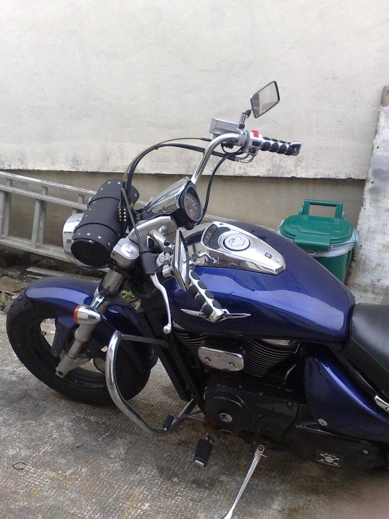 Going Ape ... Suzuki M800 / M50 09072012235