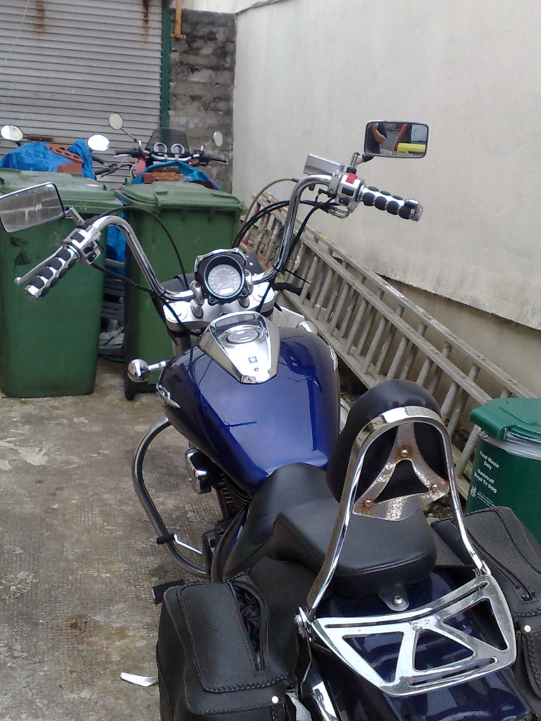Going Ape ... Suzuki M800 / M50 09072012237