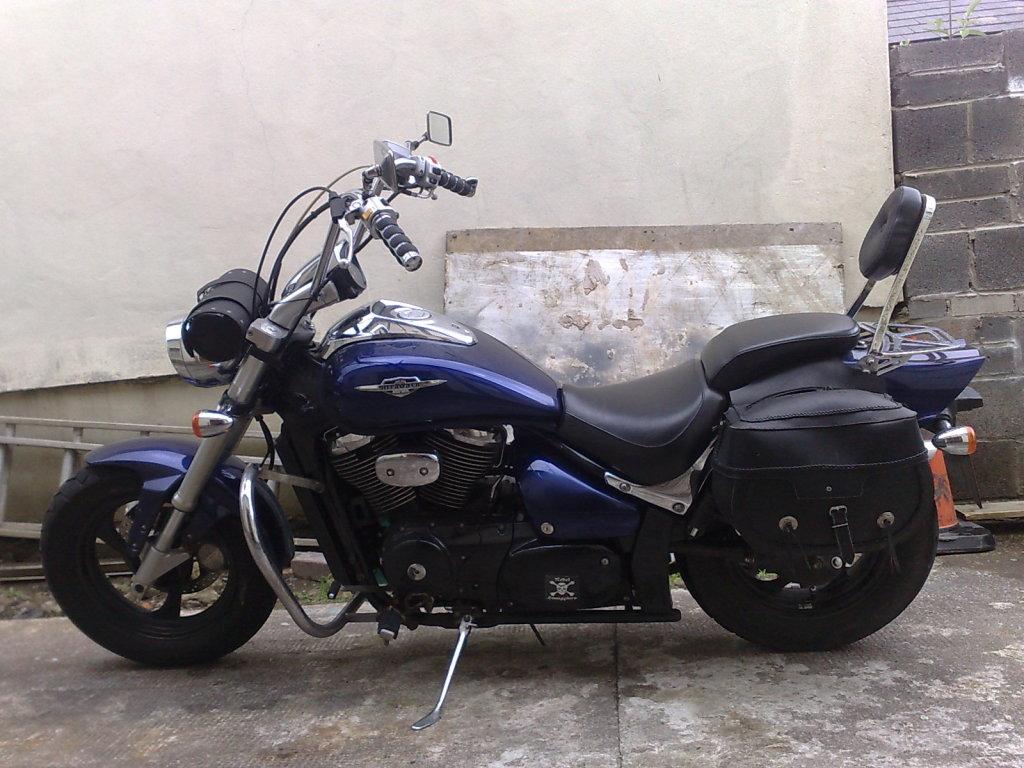 Going Ape ... Suzuki M800 / M50 09072012238