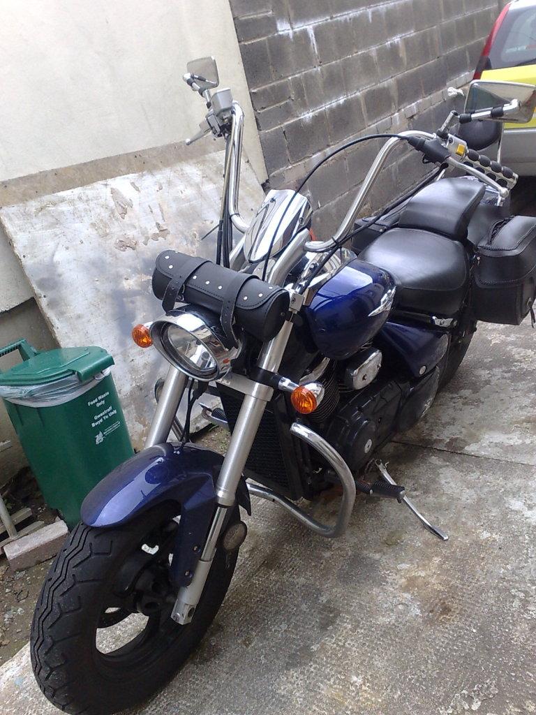 Going Ape ... Suzuki M800 / M50 09072012239